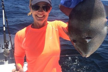 Triggerfish Fishing in Florida – Complete Guide for 2019